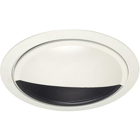 "Juno 6"" Line Voltage Wall Washer Recessed Light Trim"