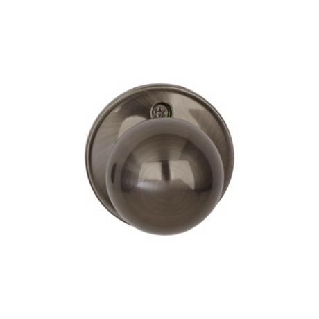 Corona Antique Pewter Schlage 1/2 Dummy Door Knob