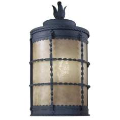 "Mallorca 19 1/2"" High Pocket Wall Sconce"