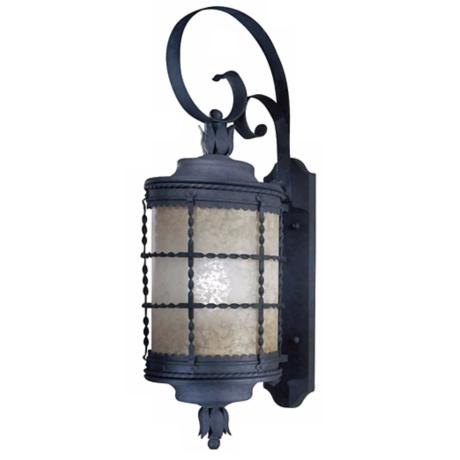 "Mallorca 34 1/4"" High Energy Efficient Outdoor Wall Light"