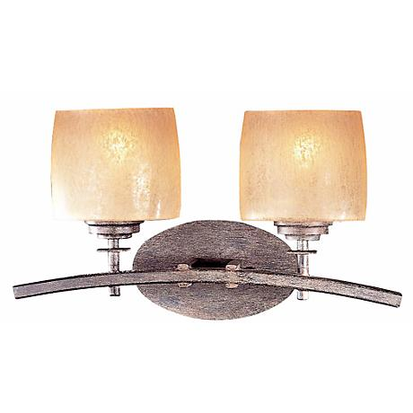 "Raiden Collection 16 1/2"" Wide Bathroom Light Fixture"