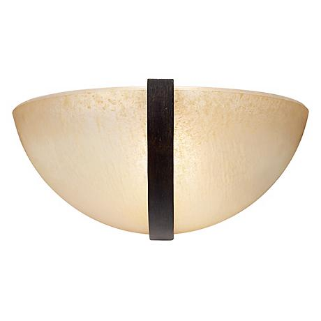 "Raiden 12 1/4"" Wide Wall Sconce"