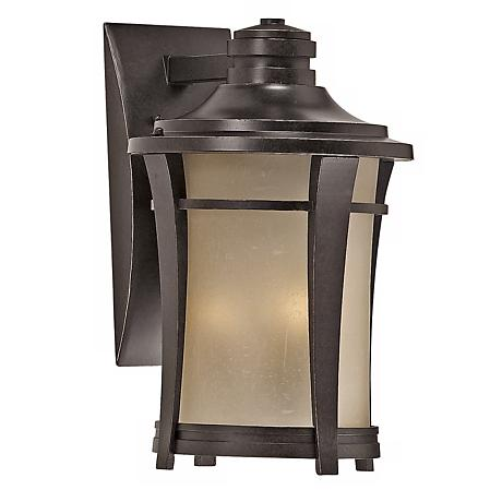 "Harmony 17 1/2"" High Imperial Bronze Outdoor Wall Light"
