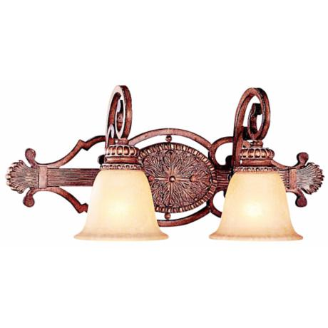 "Belcaro Collection 21 3/4"" Wide Bathroom Light Fixture"