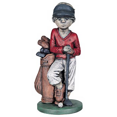 "Golfer 24"" High Garden Accent"