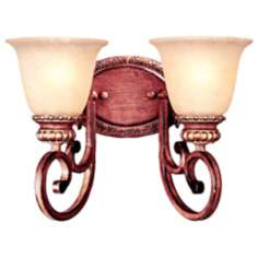"Belcaro Collection 13 3/4"" Wide Wall Sconce"