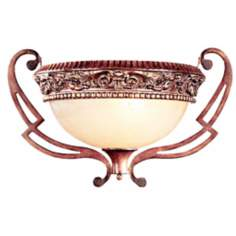 "Umbria Collection 15 1/2"" Wide Wall Sconce"