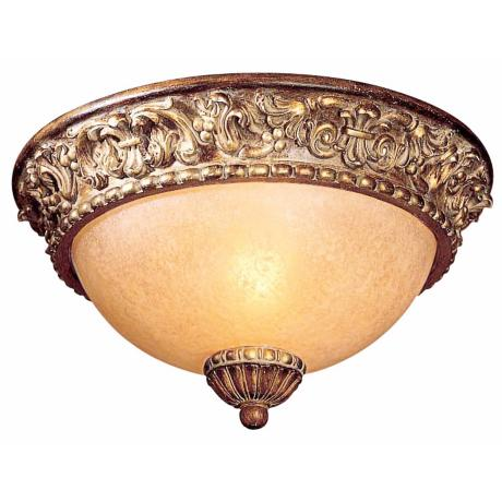 "Umbria Collection 11 1/2"" Wide Ceiling Light Fixture"