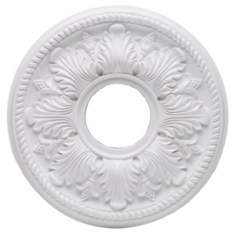 "Bellezza 14"" Diameter Decorative Ceiling Medallion"
