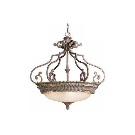 "Larissa Collection 30 1/2"" Wide 3-Light Pendant Chandelier"