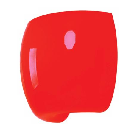 Caps Collection Red Wall Sconce