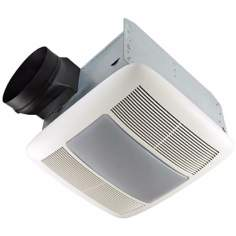 NuTone 80 CFM ENERGY STAR® Bathroom Fan/Light/Nightlight
