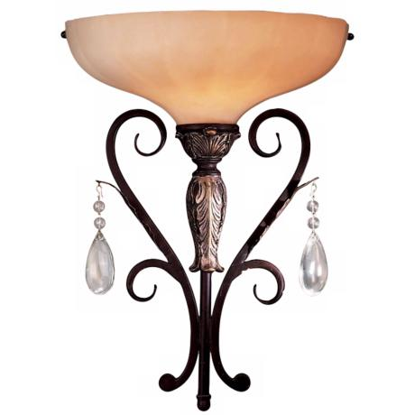 "Bellasera Collection 18"" High Wall Sconce"
