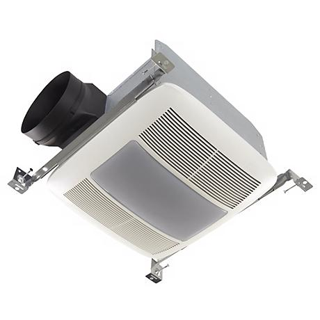 "Nutone Energy Star 110 CFM 6"" Ducting Bathroom Exhaust Fan"