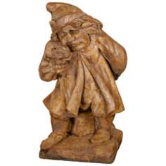 Henri Studios Garden Gnome of Pity Sculpture