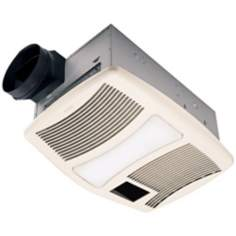 NuTone 110 CFM Heater and Light Bathroom Fan