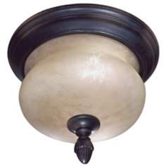 "Newport Collection 9 3/4"" High Outdoor Ceiling Light"