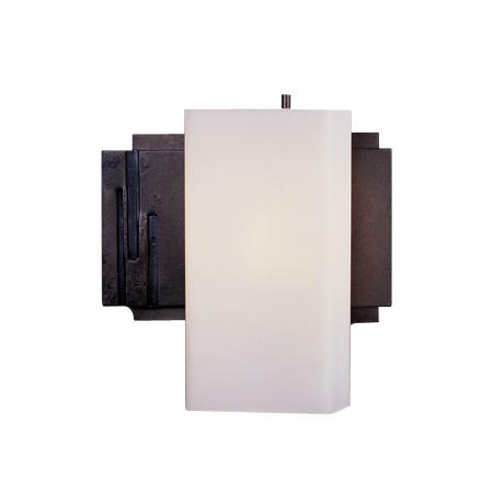 Hubbardton Forge Fullered Impression Reversible Sconce