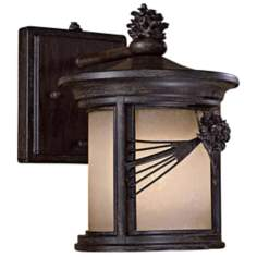 "Abbey Lane 10"" High Outdoor Light"