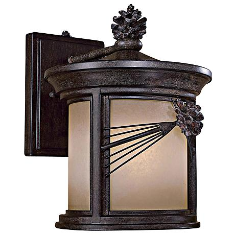 "Abbey Lane 12 1/2"" High Outdoor Light"