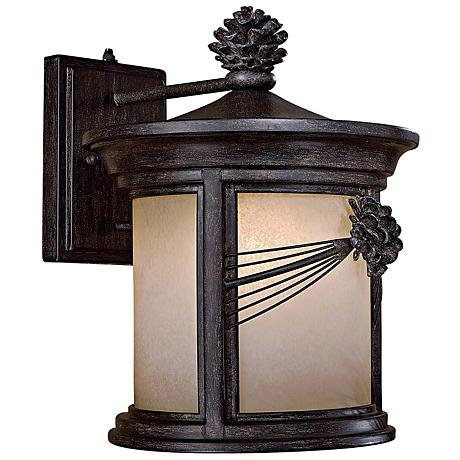 "Abbey Lane 15"" High Outdoor Wall Light"