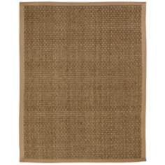 Moray Seagrass AMB0118 Tan Area Rug