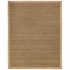 Sabertooth Seagrass AMB0119 Beige Area Rug