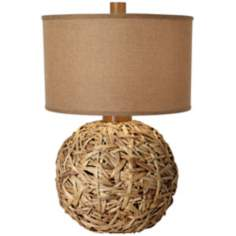 Seagrass Meadow Table Lamp