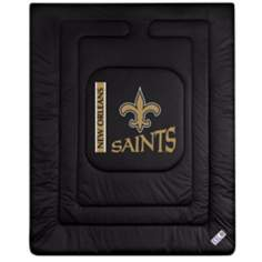 NFL New Orleans Saints Locker Room Comforter