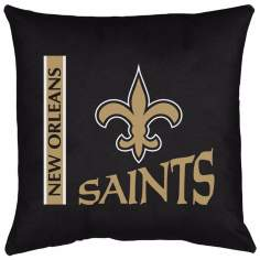 NFL New Orleans Saints Locker Room Pillow