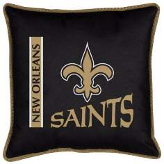 NFL New Orleans Saints Sidelines Pillow