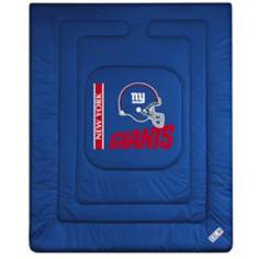 NFL New York Giants Locker Room Comforter