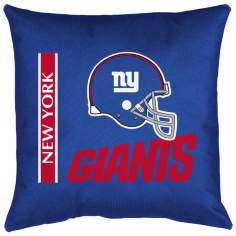 NFL New York Giants Locker Room Pillow