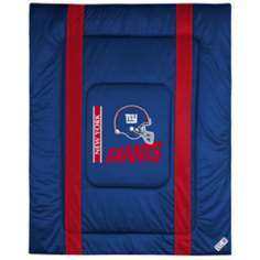NFL New York Giants Sidelines Comforter