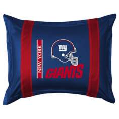 NFL New York Giants Sidelines Pillow Sham