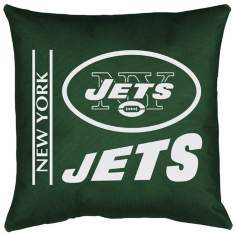 NFL New York Jets Locker Room Pillow