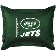 NFL New York Jets Locker Room Pillow Sham