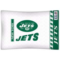 NFL New York Jets Sidelines Pillow Case