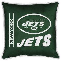 NFL New York Jets Sidelines Pillow
