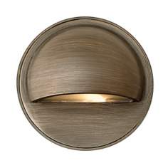 Hinkley Hardy Island LED Matte Bronze Deck Light