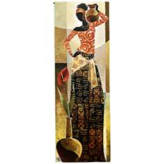 "Bahiya 75"" High Wall Tapestry"