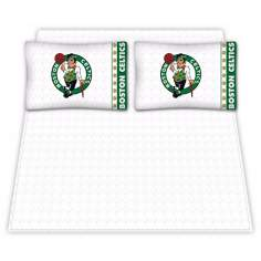 NBA Boston Celtics Micro Fiber Sheet Set