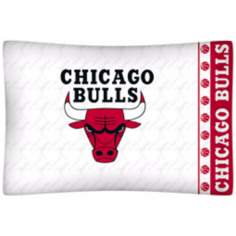 NBA Chicago Bulls Micro Fiber Pillow Case