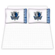 NBA Dallas Mavericks Micro Fiber Sheet Set