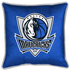 NBA Dallas Mavericks Sidelines Pillow