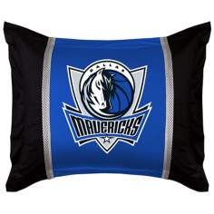NBA Dallas Mavericks Sidelines Pillow Sham