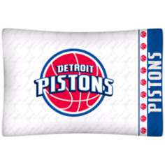 NBA Detroit Pistons Micro Fiber Pillow Case