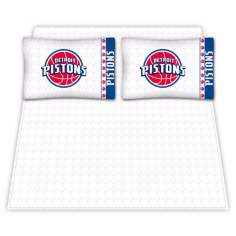 NBA Detroit Pistons Micro Fiber Sheet Set