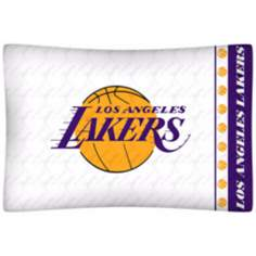 NBA Los Angeles Lakers Micro Fiber Pillow Case