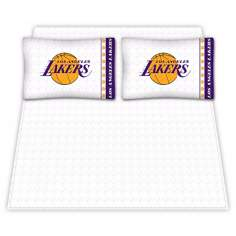 NBA Los Angeles Lakers Micro Fiber Sheet Set
